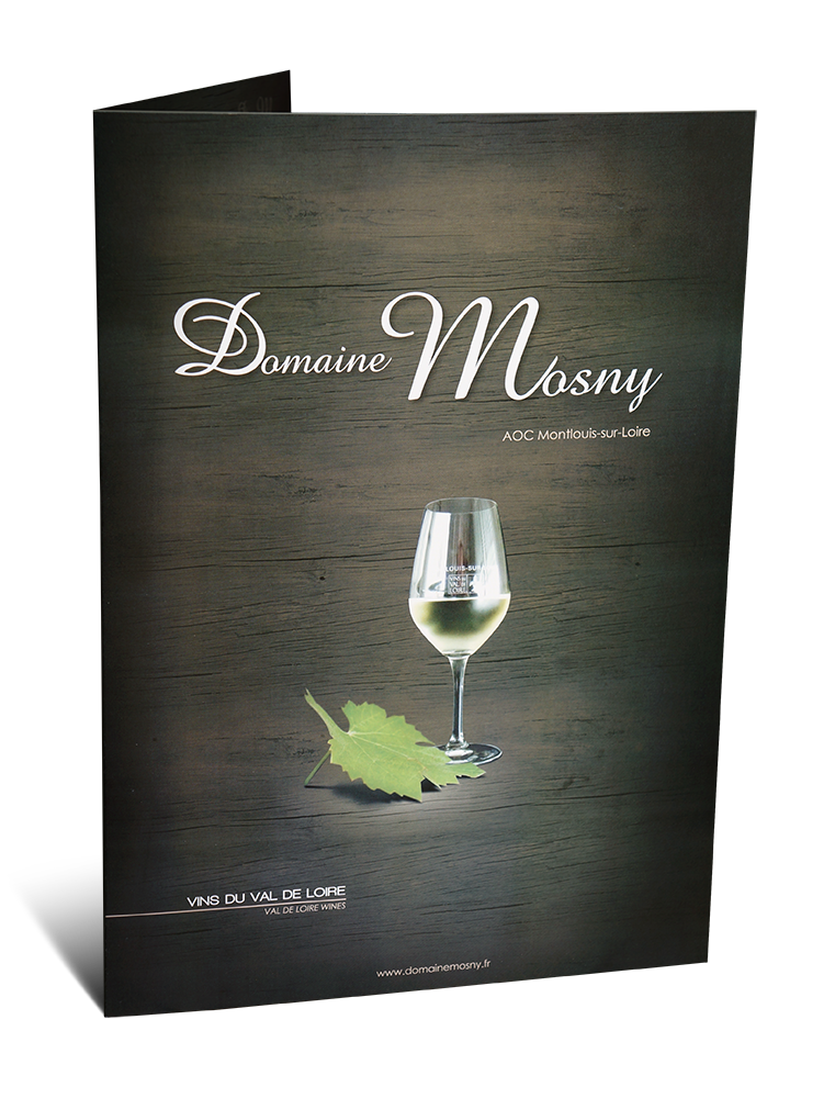 brochure Domaine Mosny
